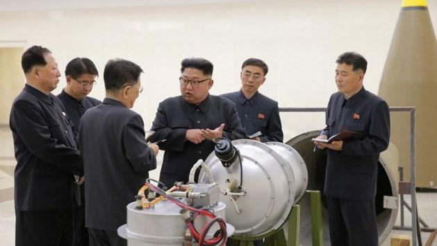 Aardbevingen in Noord-Korea door kernproef met waterstofbom