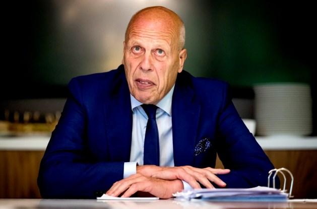 Jan Smit heeft 'kunstgraspet' afgezet bij KNVB
