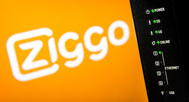 Ziggo gaat internetsnelheden verhogen