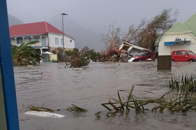 Orkaan Irma eist zeker vier levens op Caribische eilanden