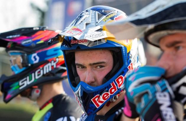 Jeffrey Herlings niet blij met Verstappen-vergelijkingen: 'Hij heeft pas één race gewonnen'