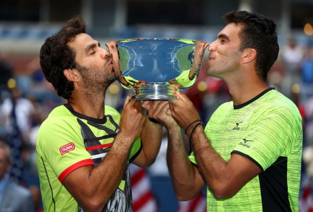Rojer en Tecau schrijven US Open op hun naam