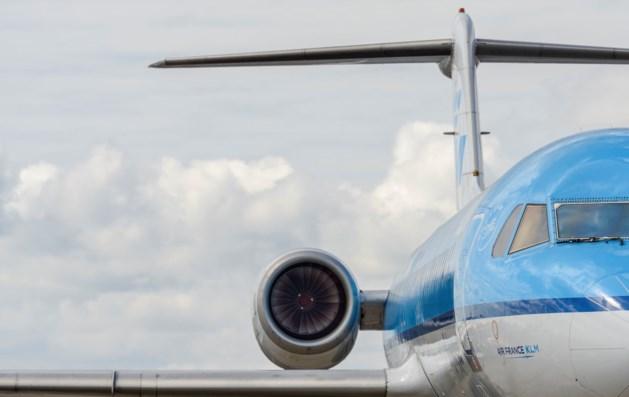 KLM verwelkomde weer meer passagiers