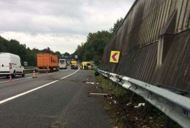 Rijstroken op A76 weer open na ongeluk