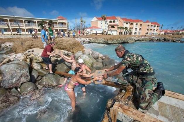 'José mogelijk rakelings langs Sint-Maarten'