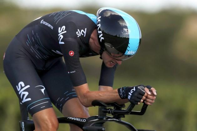Vuelta: Poels tweede in etappe, Kelderman verliest podiumplek