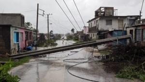 Orkaan Irma richt ravage aan op Cuba en neemt toe in kracht