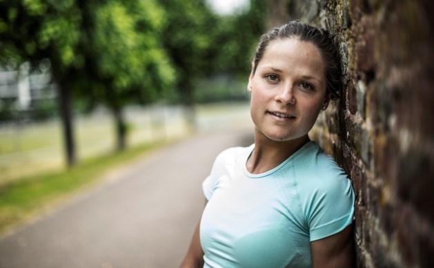 Triatlete Maaike Caelers laat WK 'met pijn in het hart' schieten