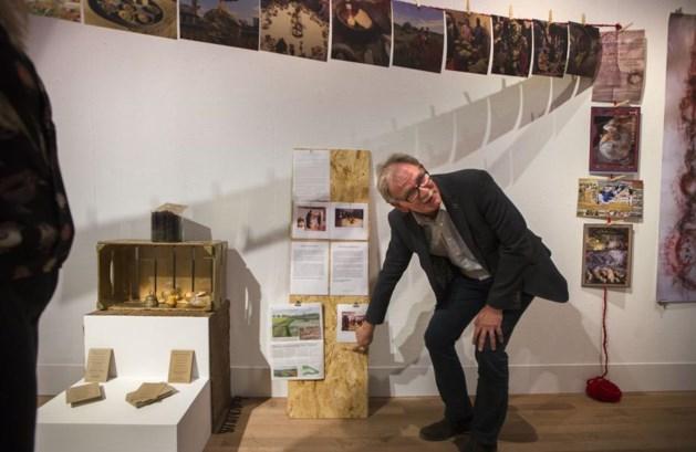 'CDA Sittard helpt protestactie in museum om zeep'