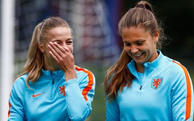 Oefenwedstrijd Oranjedames afgelast vanwege conflict