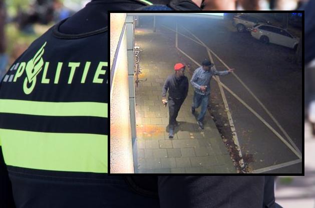 Politie deelt beelden verdachten woningoverval