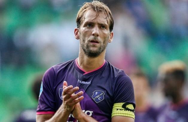 Utrecht-captain Janssen kampte jarenlang met faalangst