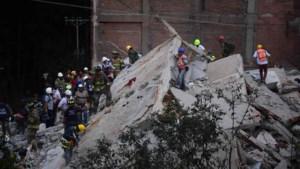 Zware aardbeving in Mexico eist opnieuw veel levens