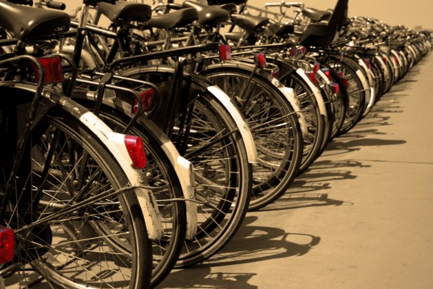 B en W willen geen vrijwilligers in fietsenstalling