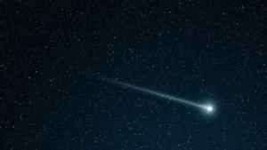 Fel licht boven Limburg kwam van ruimtesteen