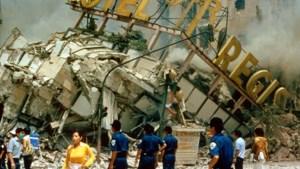 Mexico opnieuw getroffen door een aardbeving