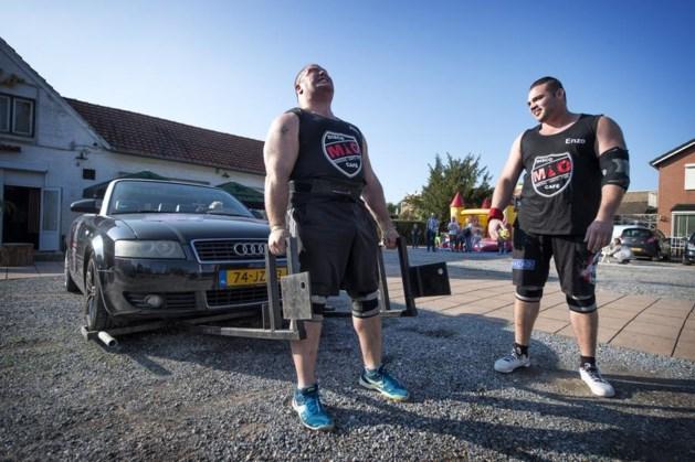 Jerommekes uit Schinveld de sterkste mannen van Nederland