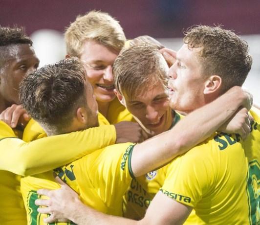 Fortuna mikt op periodetitel tegen FC Eindhoven