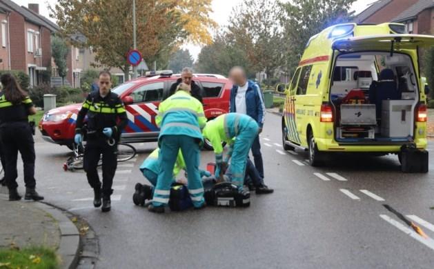 Aangereden fietser aan verwondingen overleden