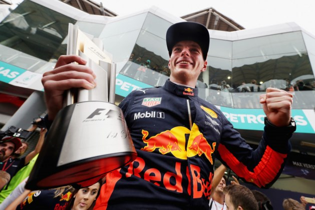 Verstappen onder de indruk van vooruitgang bij Red Bull