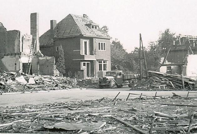 Bidprentje gevonden: dodental bombardement op Geleen bijgesteld