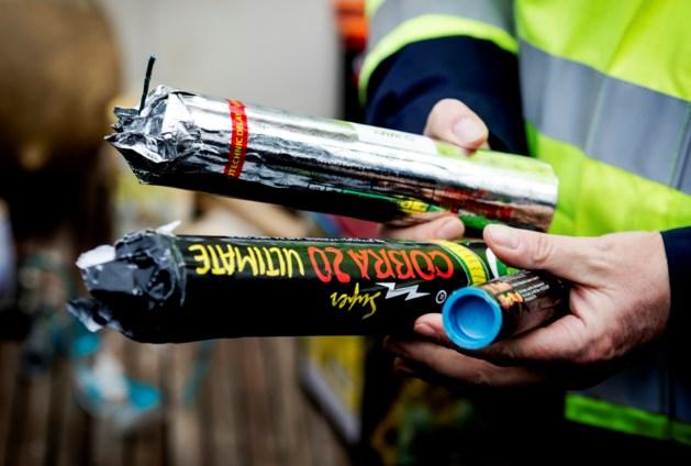 Politie jaagt online op verkopers van illegaal vuurwerk