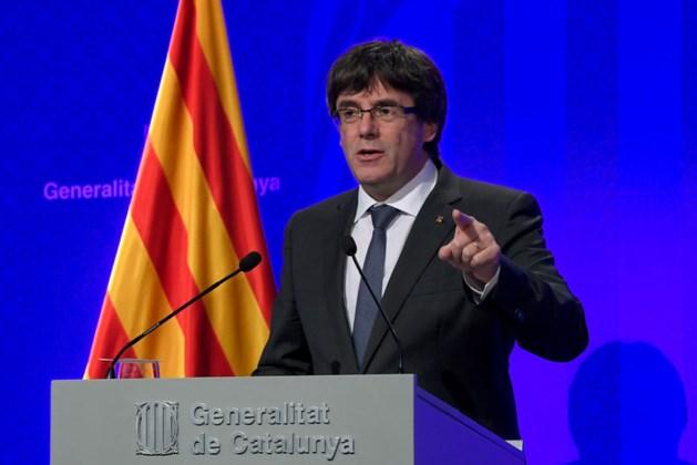 Spaans hof verbiedt debat Catalaans parlement