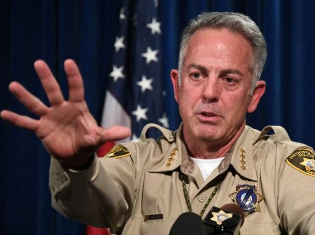 Sheriff Las Vegas: Moeilijk te geloven dat schutter alleen opereerde