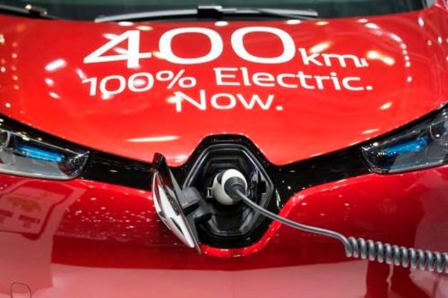 Renault zet zwaar in op elektrisch rijden