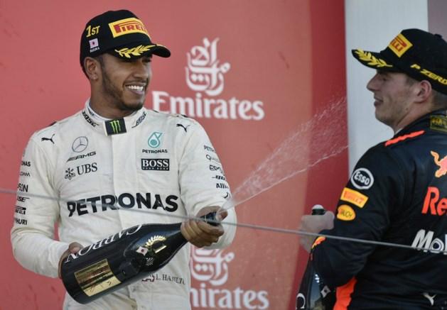Hamilton nog twee jaar bij Mercedes