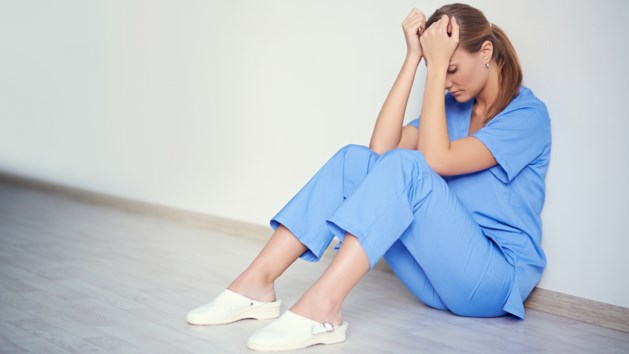 Verpleegkundigen staan stijf van de stress