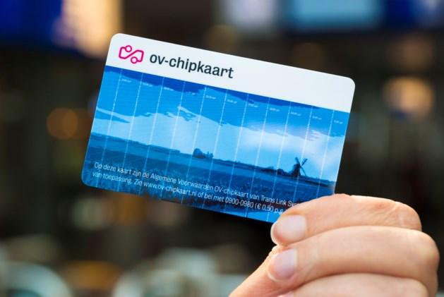 Geld ov-chipkaart terug? Kan nu met minder gedoe