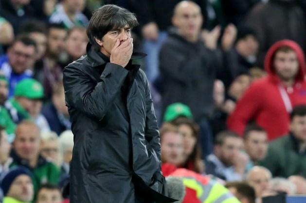 Löw blijft ondanks uitschakeling aan als bondscoach Duitsland