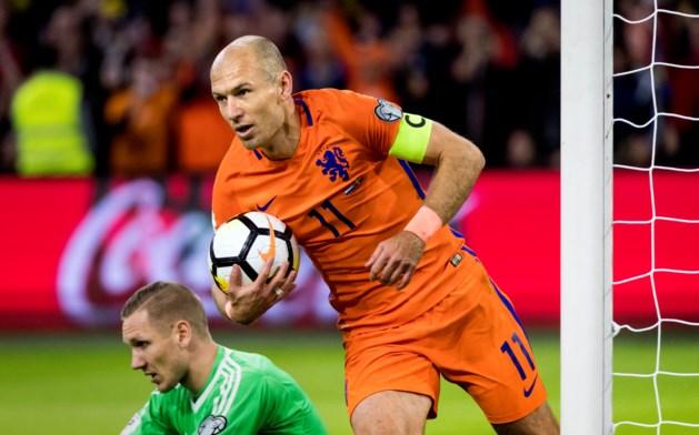 Geen WK, maar Oranje stijgt wel op wereldranglijst