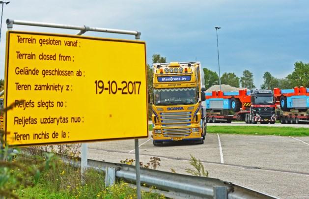 Twijfels bij rechter over sluiten truckparking Keulse Barrière
