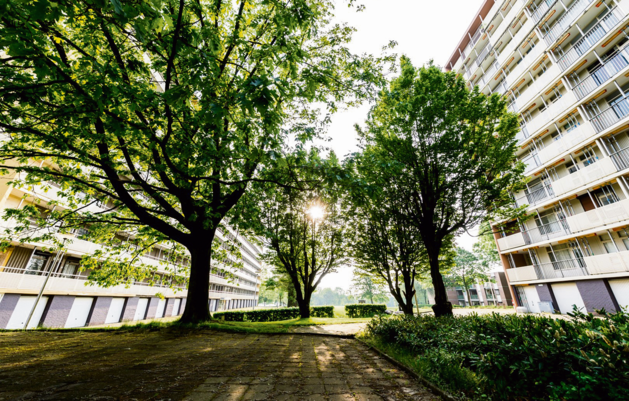Miljoenensubsidie voor recycleproject Kerkraadse flats