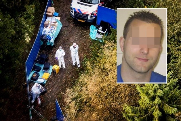 Michael P. vertelde politie woensdag waar lichaam Anne lag
