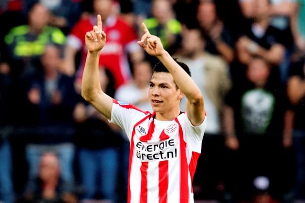 PSV-uitblinker Lozano 'groot twijfelgeval' voor duel met VVV