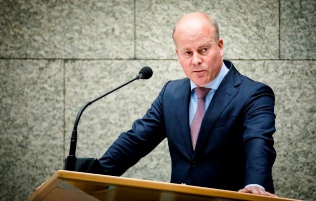 'Knops wordt staatssecretaris Binnenlandse Zaken'