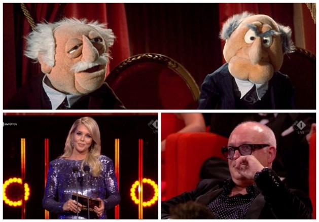 Reacties over 'humorloze' Janzen op Televiziergala niet mals