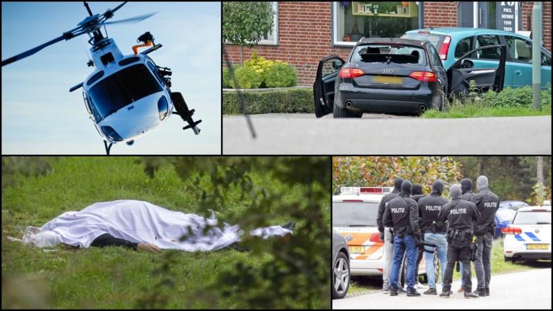 Hoe de politie een spectaculaire ontsnappingspoging wist te voorkomen