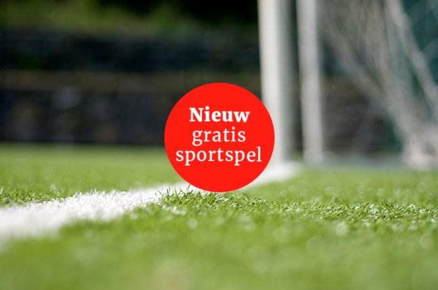 Speel mee met het nieuwe gratis voetbalspel van De Limburger