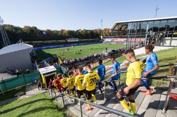 Racisme in stadion blijkt moeilijk te vervolgen
