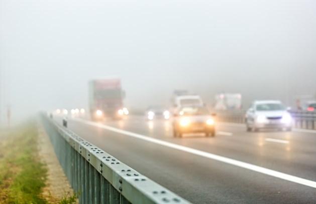 KNMI waarschuwt voor dichte mist in de ochtend