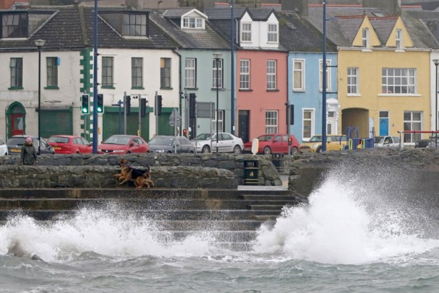 Vrouw komt om door noodweer in Ierland