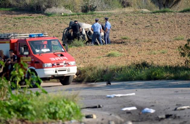 Journaliste op Malta omgebracht met autobom