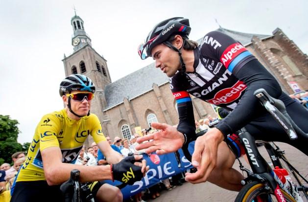 Giro-zege Tom Dumoulin levert Chris Froome tien euro op