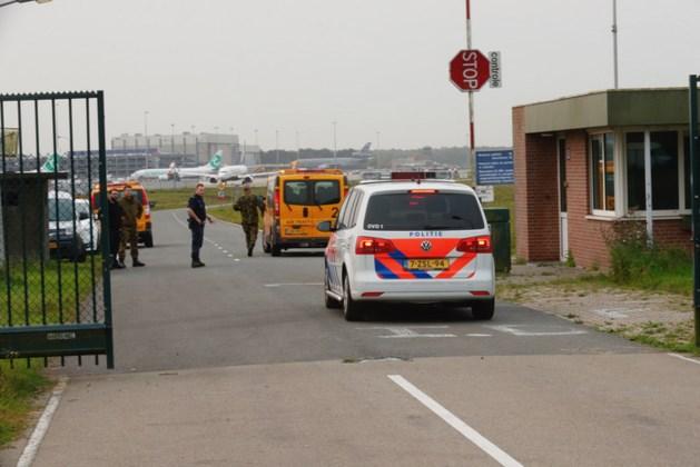 Toestel maakt noodlanding op Eindhoven Airport