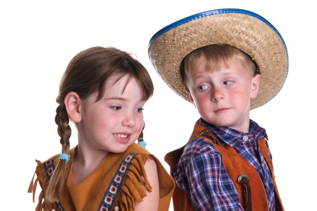 Aangifte om festival met cowboys en indianen