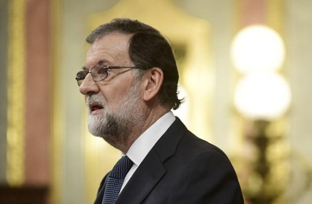 Spaanse regering neemt controle over: Catalonië onder curatele